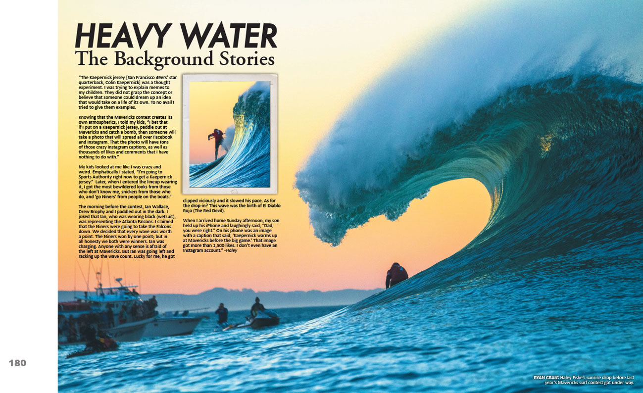 Print Design for Standup Journal Magazine
