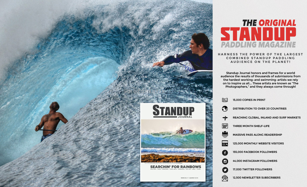 Print Design for Standup Journal Magazine